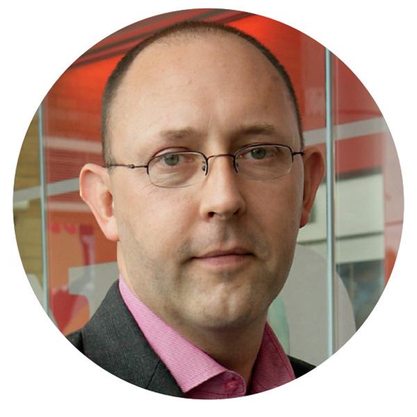 Ian Armstrong, global marketing communications director, Jaguar Land Rover