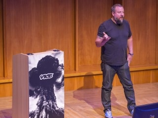 Vice Media co-founder Shane Smith