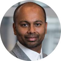 Indy Saha, vice-president, experience design, Digital McKinsey