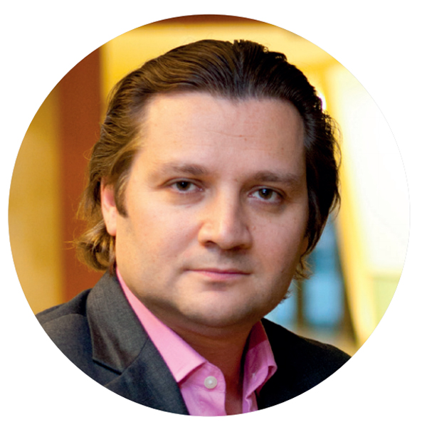 Joe Petyan, regional director, Europe, J Walter Thompson
