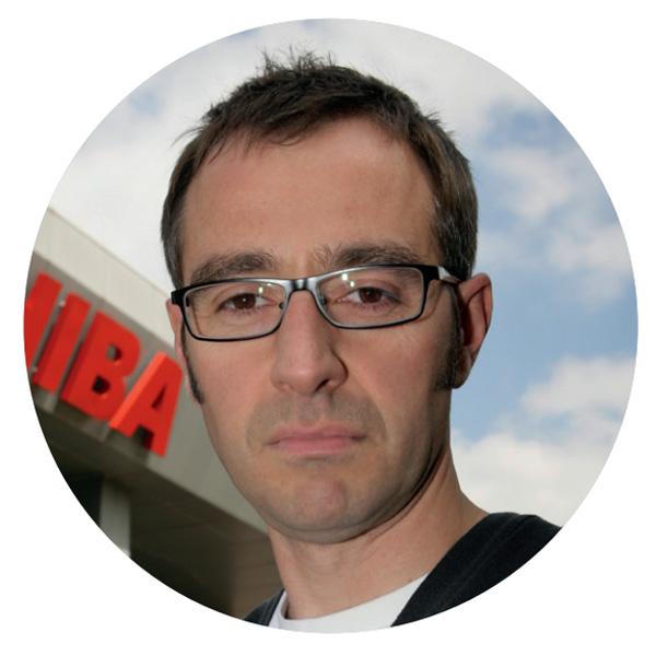 Matt McDowell, European marketing director, Toshiba