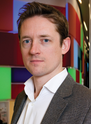 Matt Edwards, the chief executive at WCRS