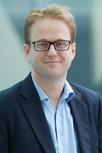 Nick Baughan, the chief executive of Maxus