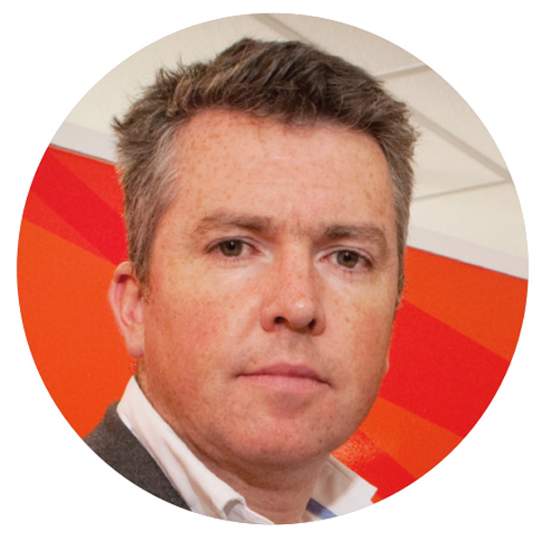 Peter Duffy, chief commercial officer, easyJet