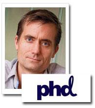 David Wilding, head of planning, PHD