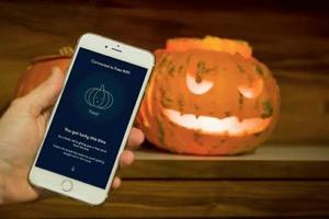 Halloween Wi-Fi trick or treat