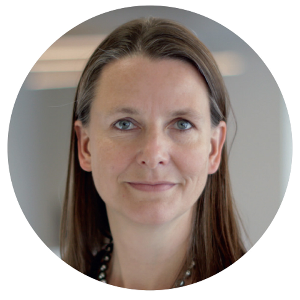Sara Bennison, chief executive, Nationwide and ISBA council member