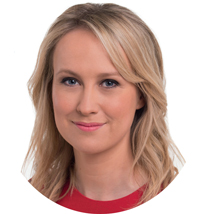 Sophy Ridge, presenter, Sky News