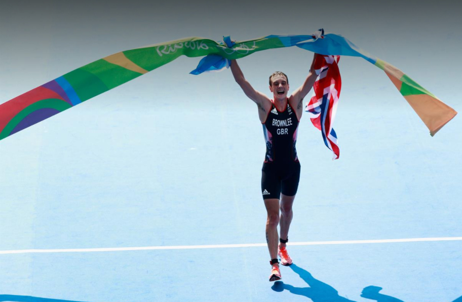 Alistair Brownlee, Rio 2016