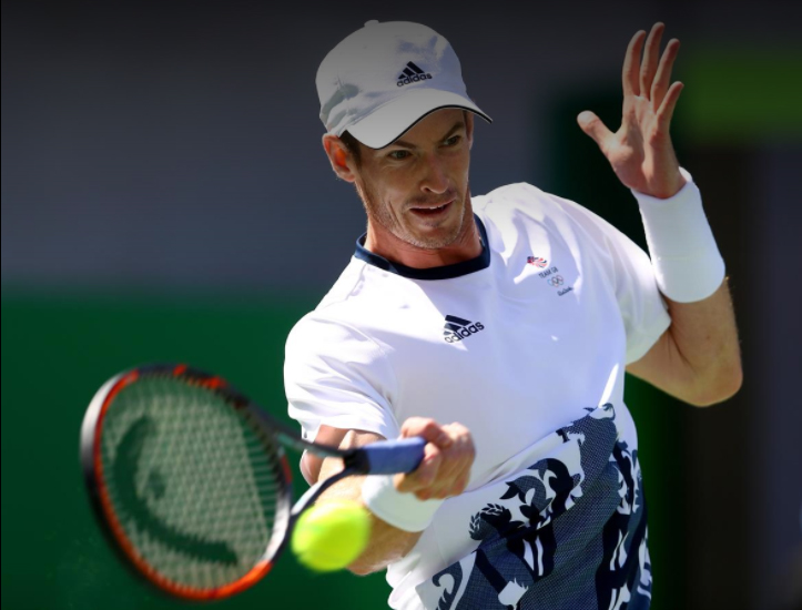 Andy Murray, Rio 2016