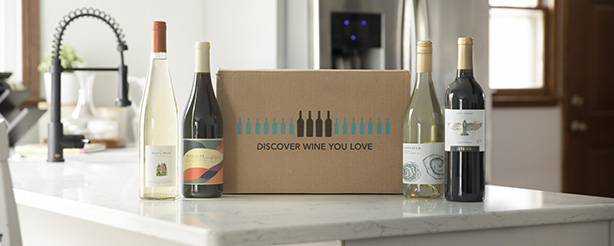 By using an algorithm, Bright Cellars can send subscribers wine suggestions each month.