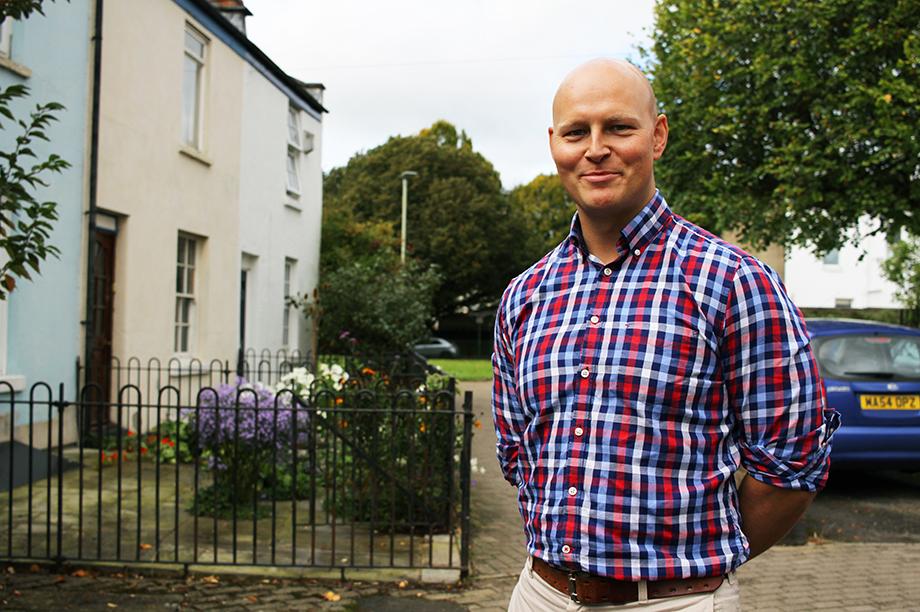 Max Wilkinson, Lib Dem candidate for Cheltenham