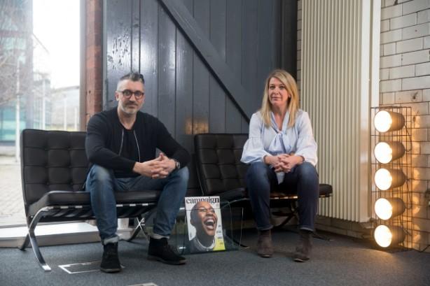 Keli Mitchell and Stephen McCranor