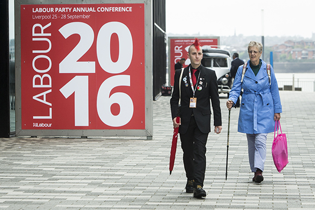 Labour Party Conference 2016, Liverpool