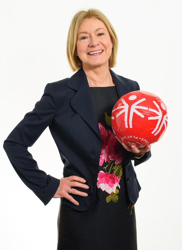 Special Olympics CEO Mary Davis