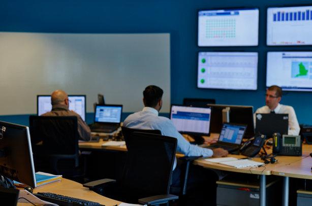 NHS Digital staff