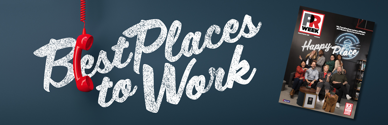 PRWeek's Best Places to Work 2019