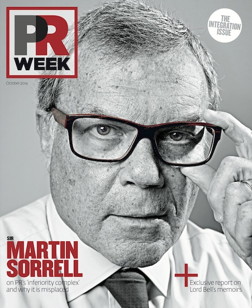 PRWeek October 2014 issue