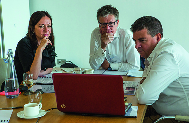 PRWeek Awards judges