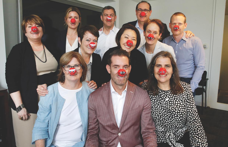 Porter Novelli team photo