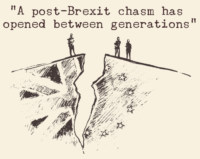 Post-Brexit chasm