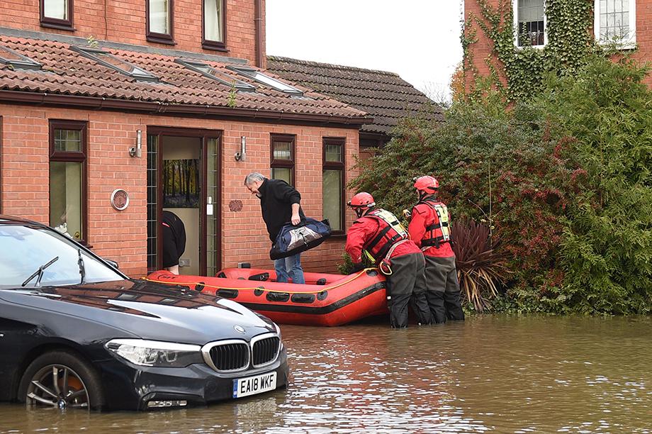 Fishlake, Doncaster (Pic credit: Oli Scarff/AFP)