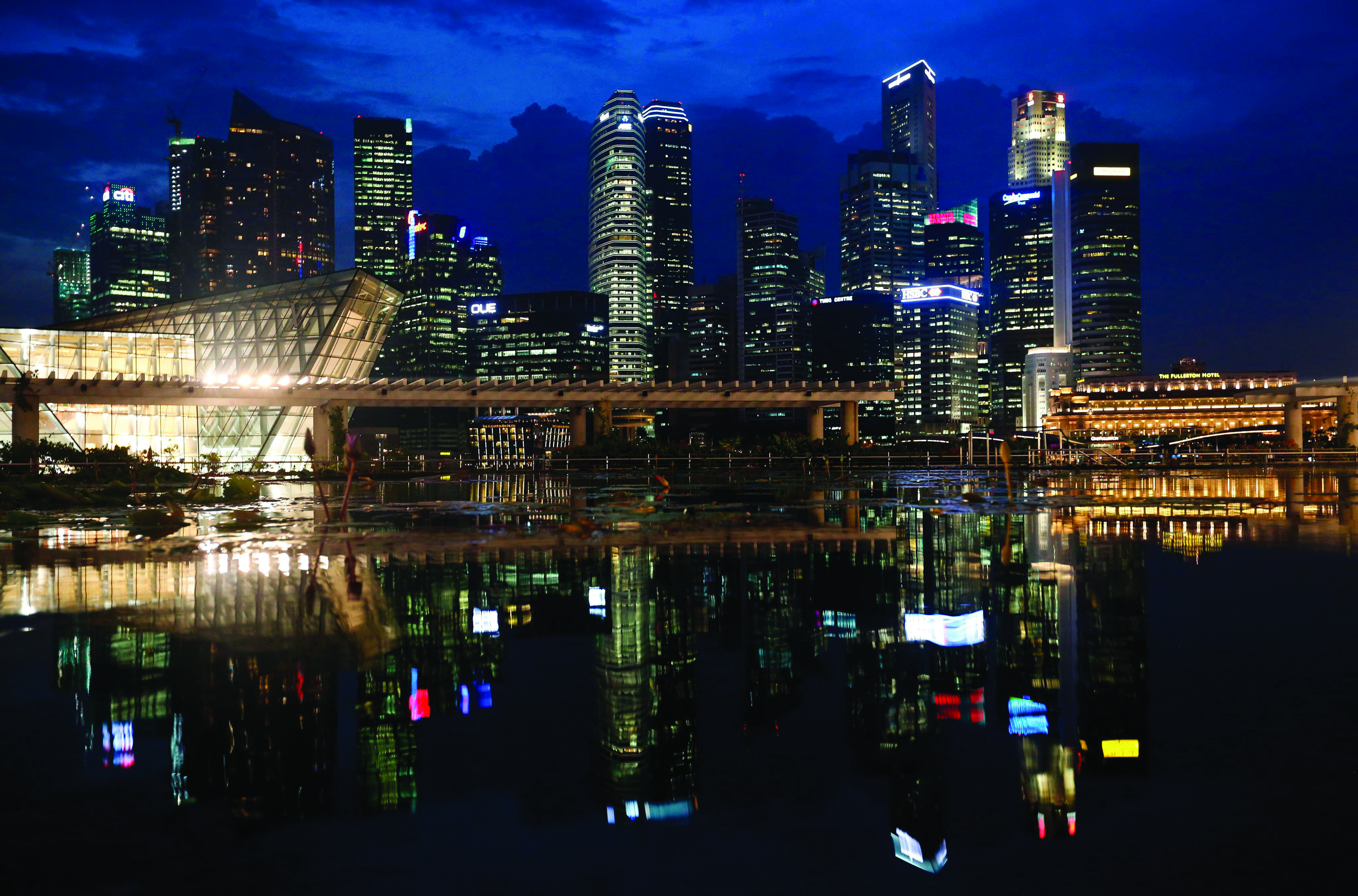 Peter France recommends Singapore