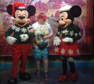 An Altogether Travel customer visits Florida