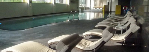 Lifehouse has an indoor swimming pool, a steam room and a salt inhalation room