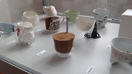 Teacups by Katy Shorttle
