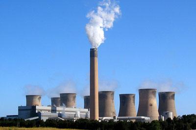 Eggborough power station, North Humberside