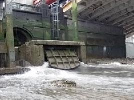 Vauxhaull bridge storm water overflow (credit: Thames Water/Environment Agency)