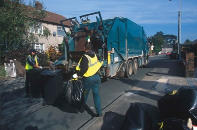 Roadside waste collections, Recycle Now