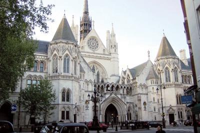 Royal Courts of Justice, Anthony Majanlathi, CC 2A