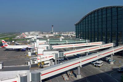 Heathrow airport (creidt: PC: / Alamy)