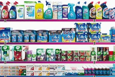 Reckitt Benckiser products