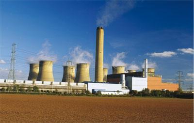 EDF's Cottam plant. Credit:Martin Bond