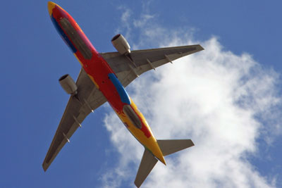 Aeroplane, courtsey of Chad Teer, CCA2