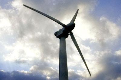 South Point wind farm
