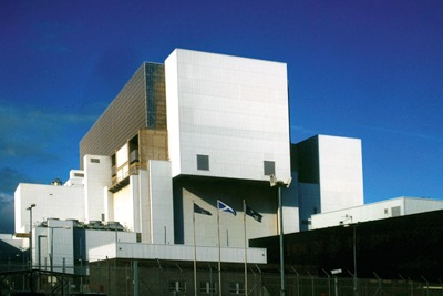 Torness AGR, Dunbar, Scotland: UK nuclear reactors cleared by safety report (credit: Art Directors & Trip / Alamy)