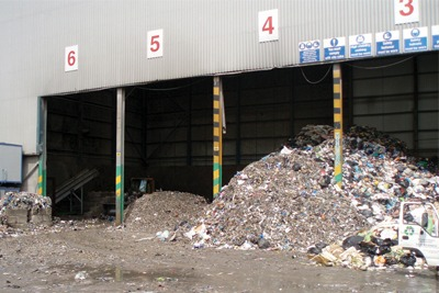 Hinkcroft Transport's illegally-stored waste