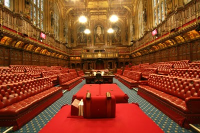 A House of Lords group has serious doubts about the draft Energy Bill (credit: UK Parliament)
