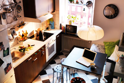 Ikea kitchen: the Swedish retailer aims to quadruple sales of more sustainable products by 2020