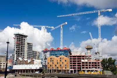 The government's housing review aims to slash rules and standards from 100 to just 10 (photograph: Dreamstime.com)