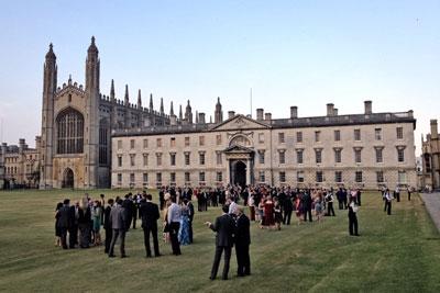 UKELA's conference took place at Homerton College, Cambridge (photograph: UKELA)