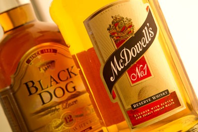 Diageo purchase of Indian firm United Spirits in July doubled its production volumes