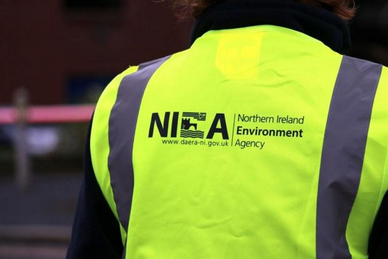 Northern Ireland Environment Agency officer