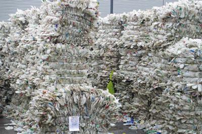 Closed Loop's Dagenham plant reprocesses 8,000t/yr of plastic