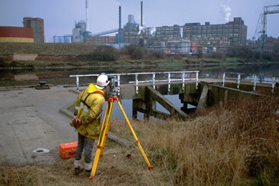 Recruiters have seen an upsurge in contaminated land jobs, such as site investigation and remediation, in the past six months (picture: Photofusion Picture Library/Alamy)