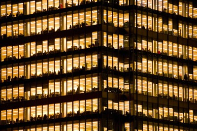 Large firms must carry out energy audits every four years (photograph: Piero Cruciatti/Dreamstime.com)